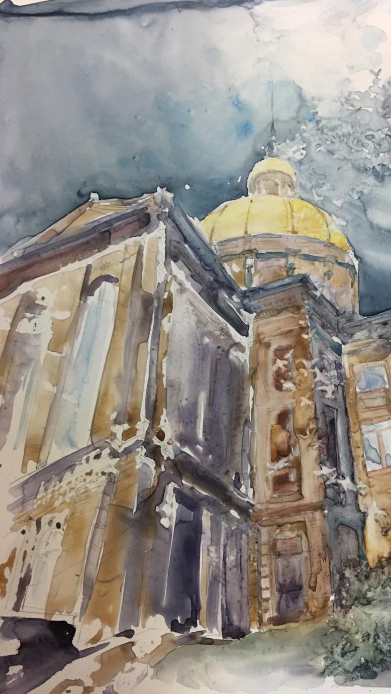 Storm Birds, Susan Duke Waters