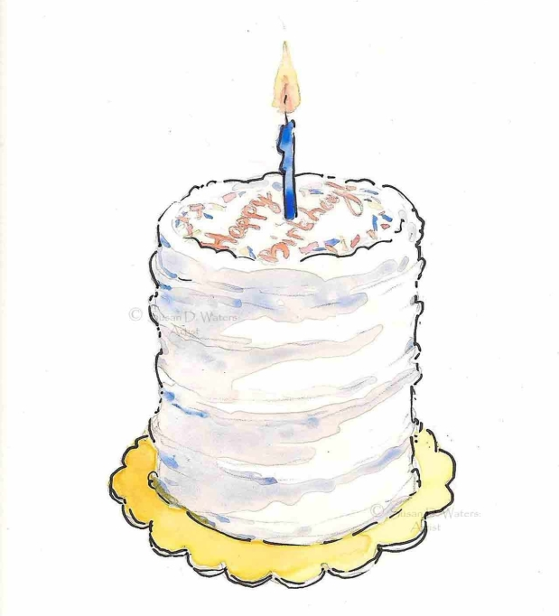 Little-Benny-book-1-Birthday-cake,-Susan-Duke-Waters