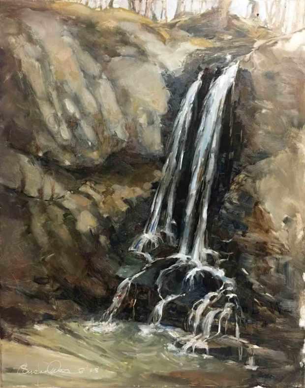 High-Shoals-Waterfall,-Susan-Duke-Waters