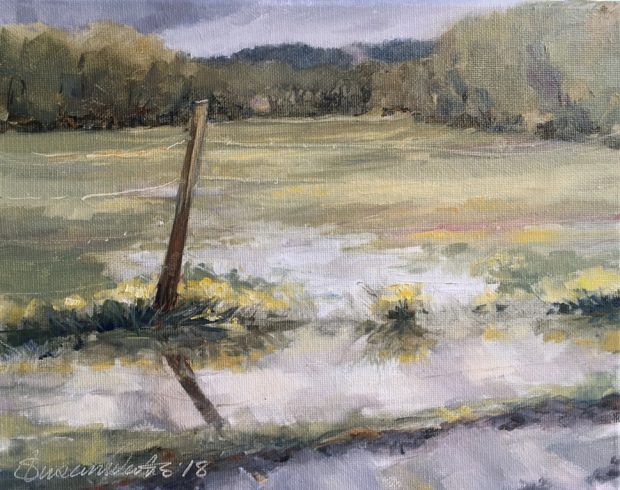 After the Rain, Susan Duke Waters
