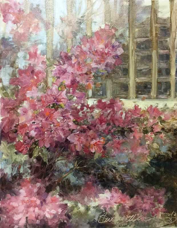 Backyard-Azaleas,-Susan-Duke-Waters