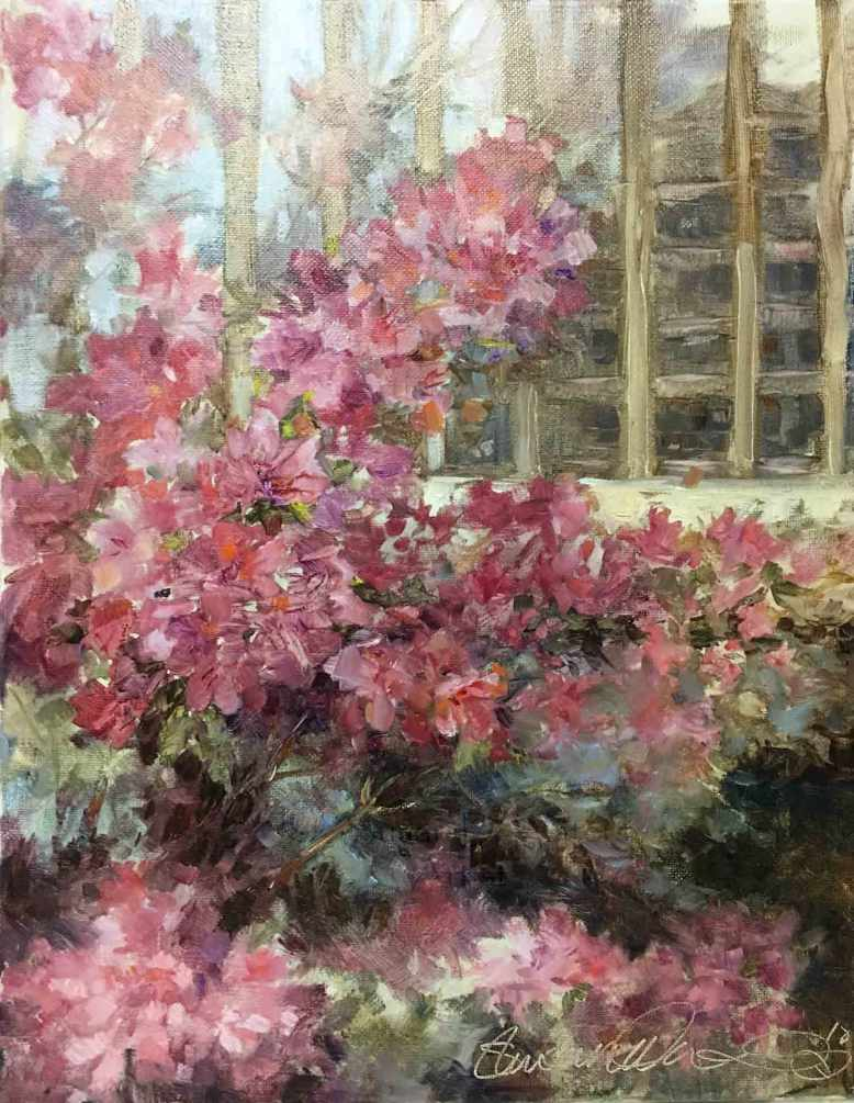 Backyard-Azaleas,-Susan-Duke-Waters