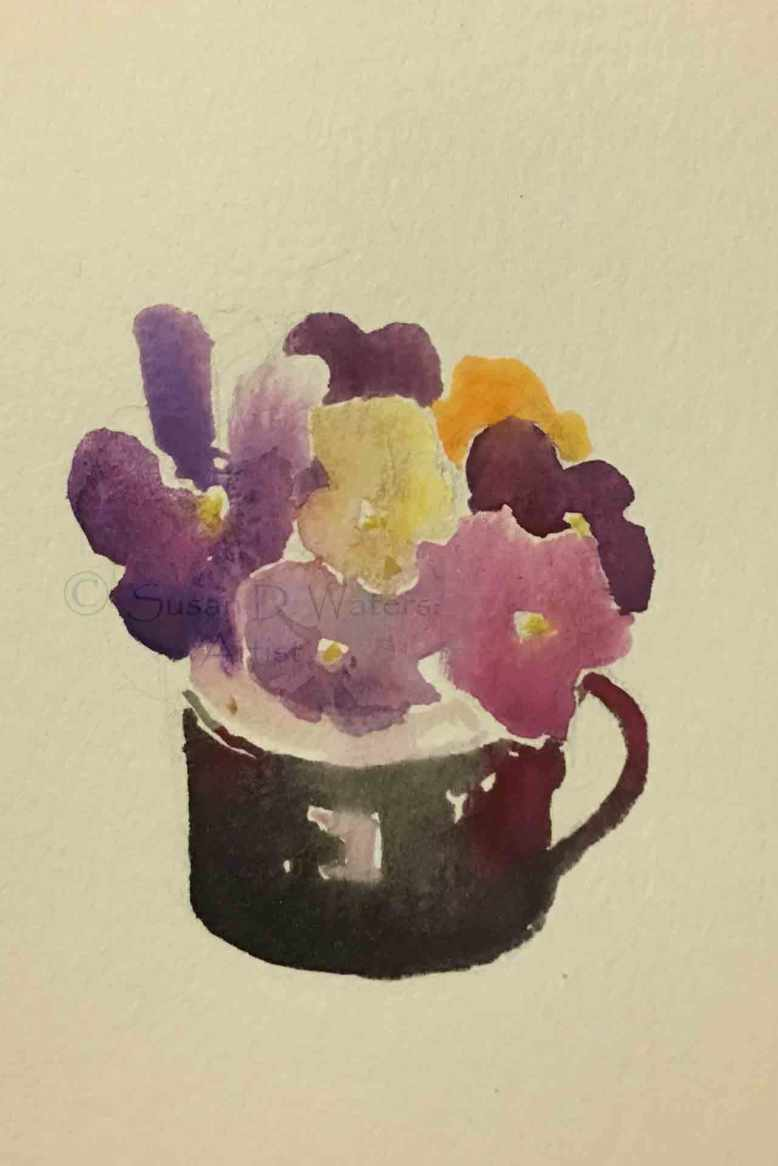 Pansy-Posy,-Susan-Duke-Waters