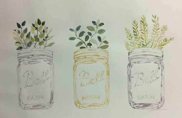 Mason-Jars,-Susan-Duke-Waters