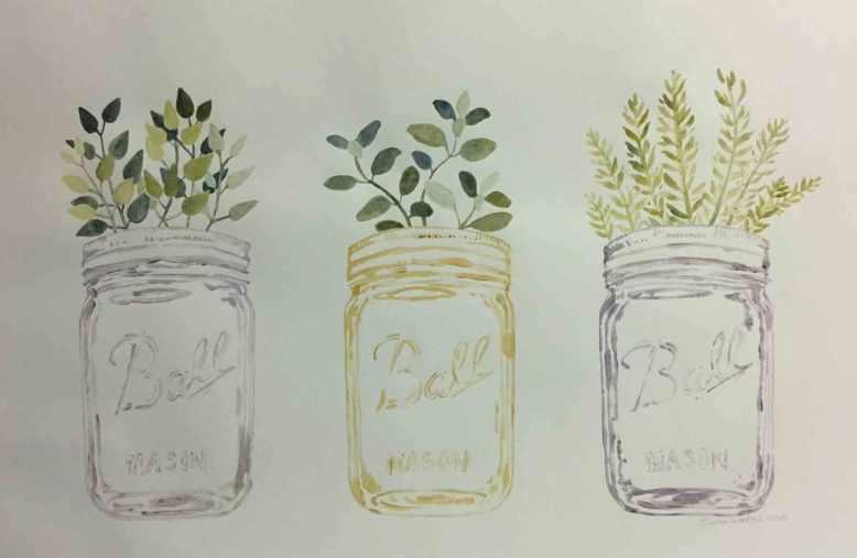 Mason-Jars,-Susan-Duke-Waters