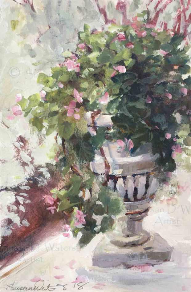Begonia-Urn,-Susan-Duke-Waters