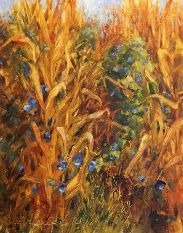 Corn-Flowers,-Susan-Duke-Waters