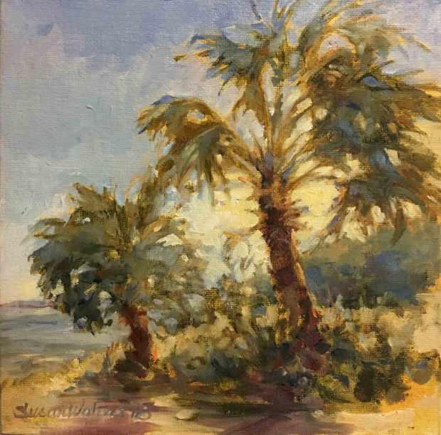 Palmetto-Palms,-Susan-Duke-Waters