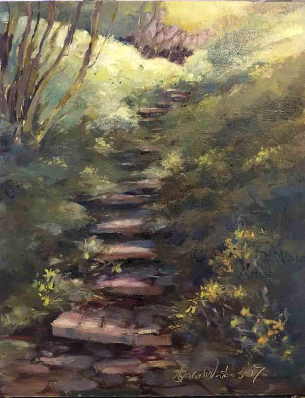 Spring-Steps,-Susan-Duke-Waters