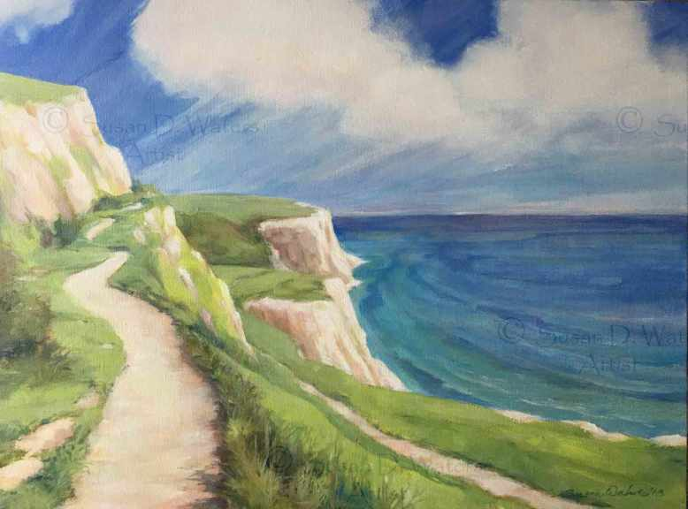 The White Cliffs of Dover-Susan-Duke-Waters