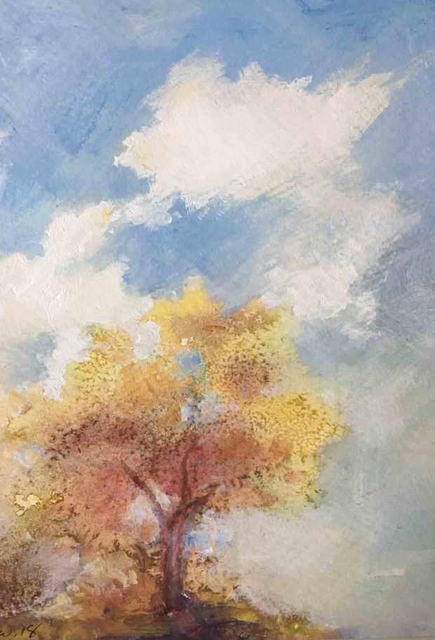Autumn-Tree-I,-Susan-Duke-Waters