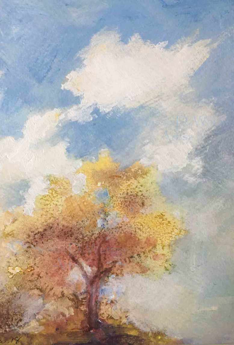 Autumn-Tree-I,-Susan-Duke-Waters