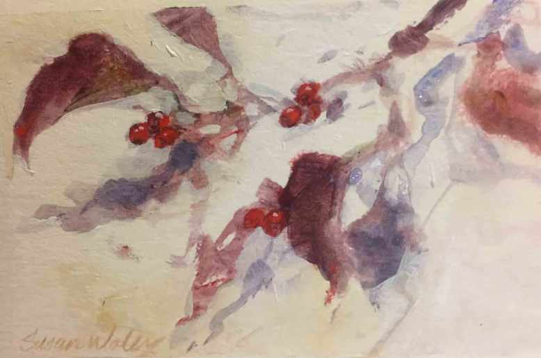 Dogwood-Berries-I,-Susan-Duke-Waters