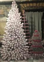 #202. Backdrop Snow Trees II