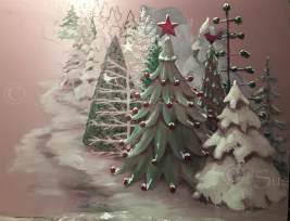 #203. Backdrop Snow trees III