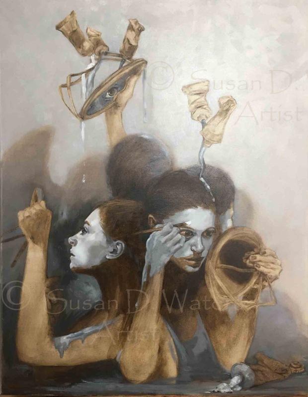 Makeuo Artist, Susan Duke Waters