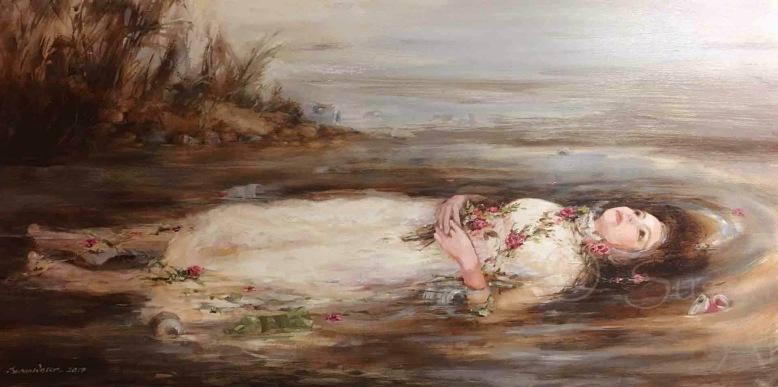 Ophelia, Susan Duke Waters