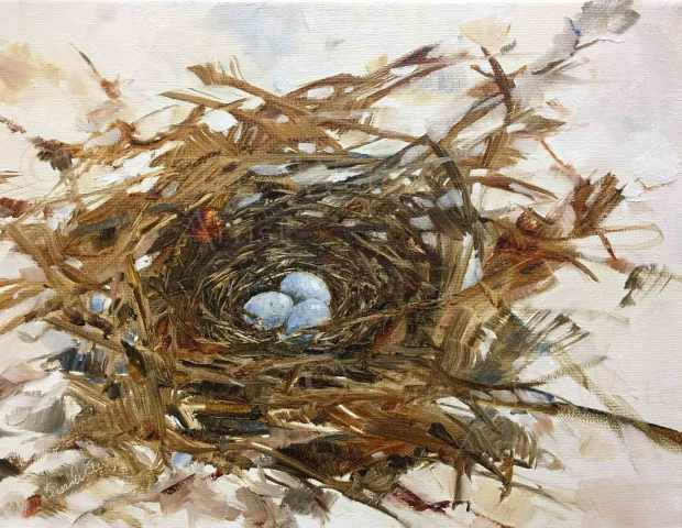 Egg-Trio,-Susan-Duke-Waters