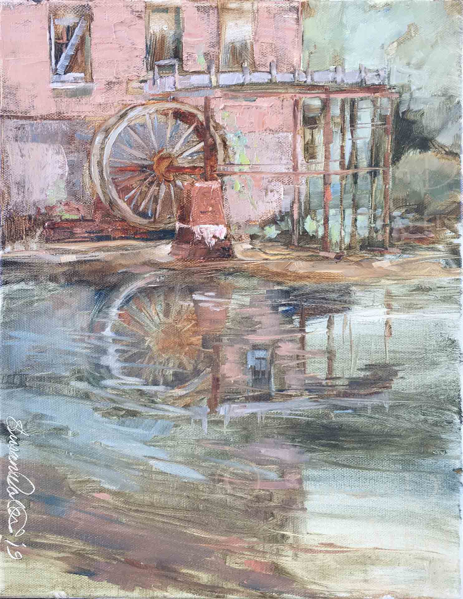 Old-Mill,-Lindale,-Susan-Duke-Waters