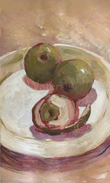 Apple-Peel-I,-Susan-Duke-Waters