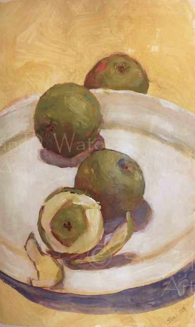 Apple-Peel-II,-Susan-Duke-Waters