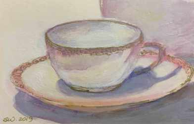 Gilded-Teacup-II,-Susan-Duke-Waters