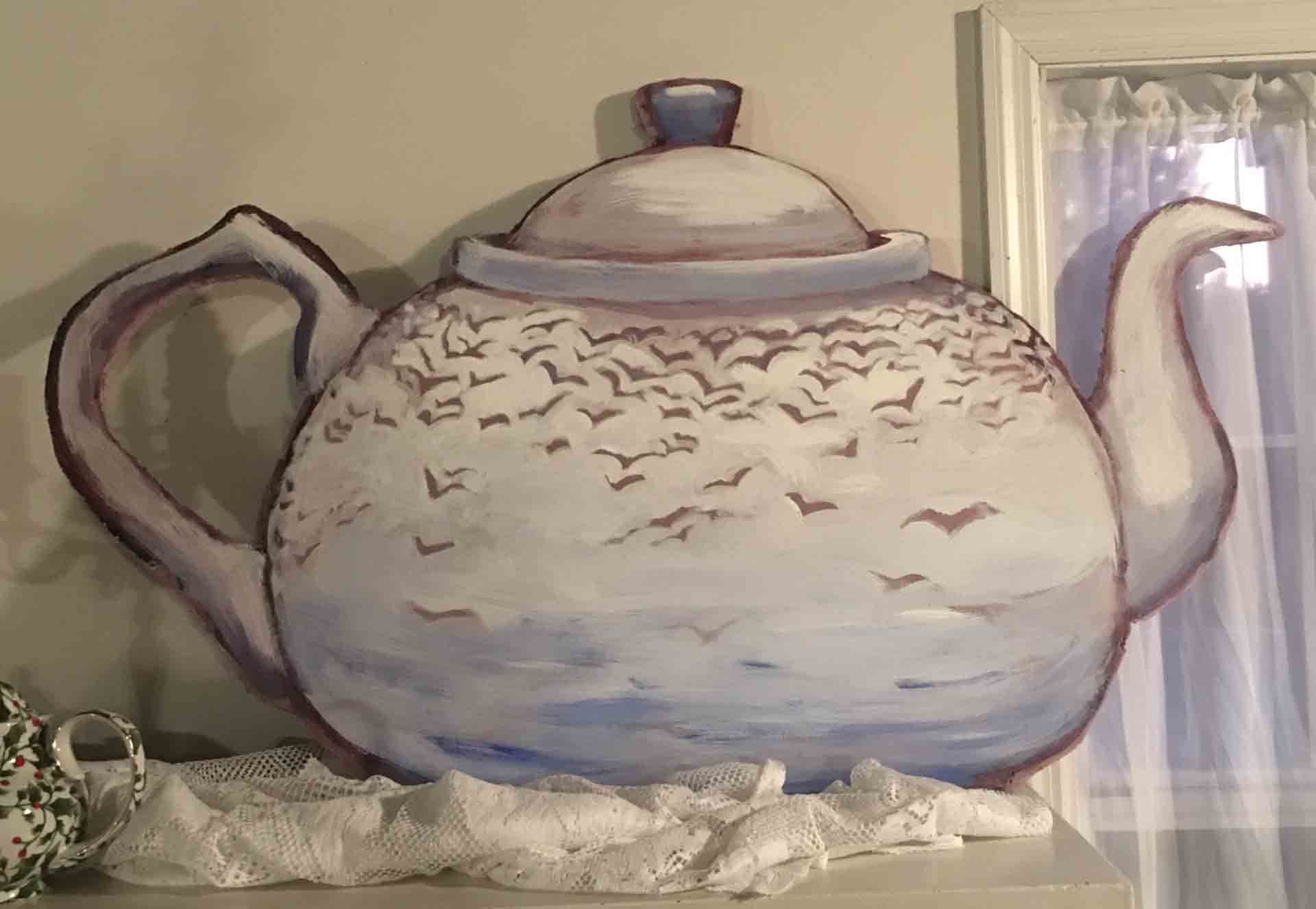 Seagull-Teapot,-Susan-Duke-Waters