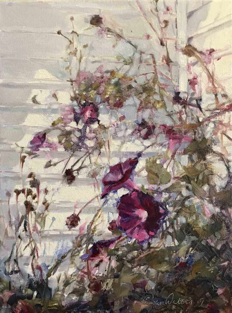 Morning-Glories-III,-Susan-Duke-Waters