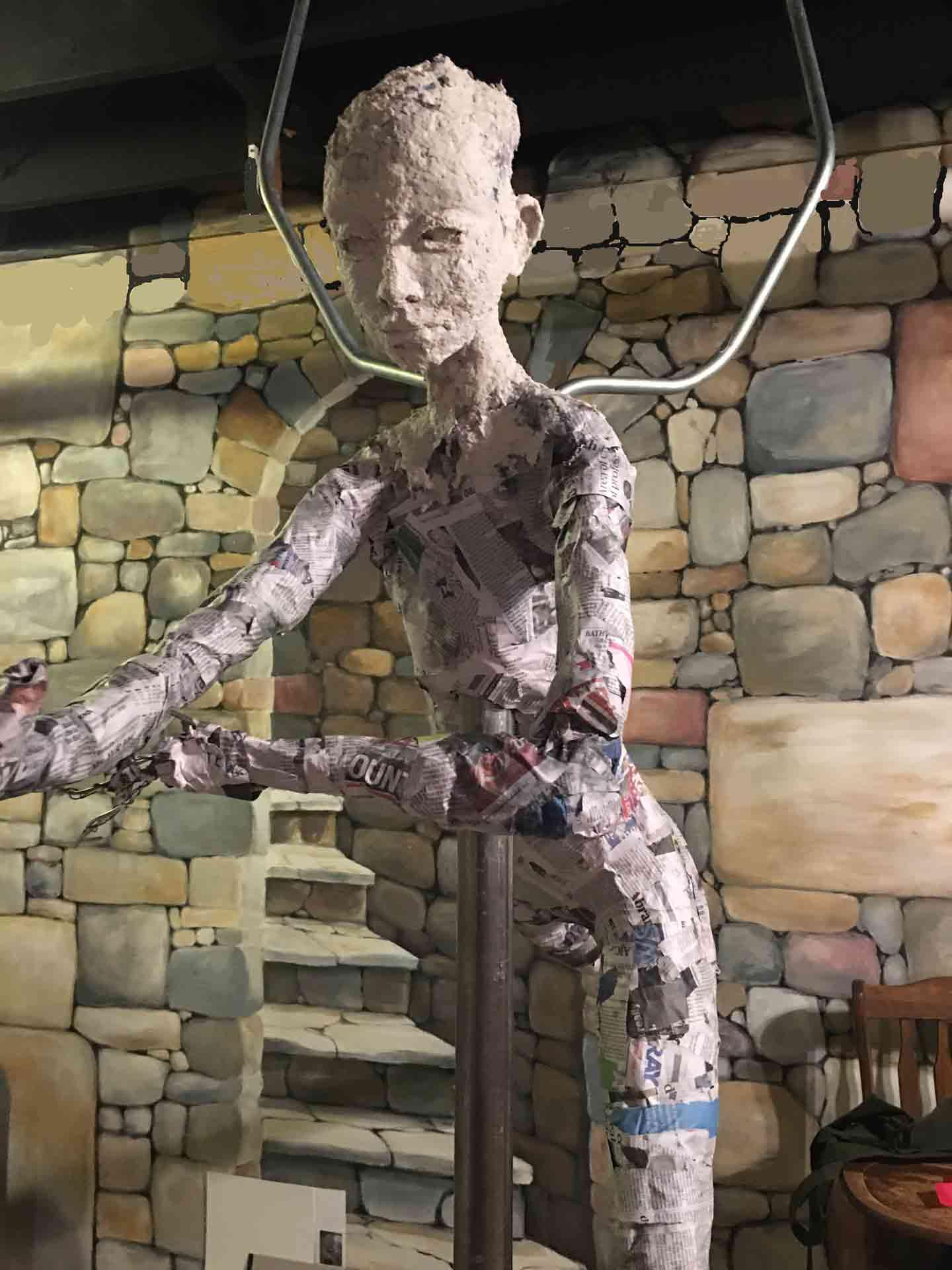 Angel-Sculpture-Begun,-Susan-Duke-Waters