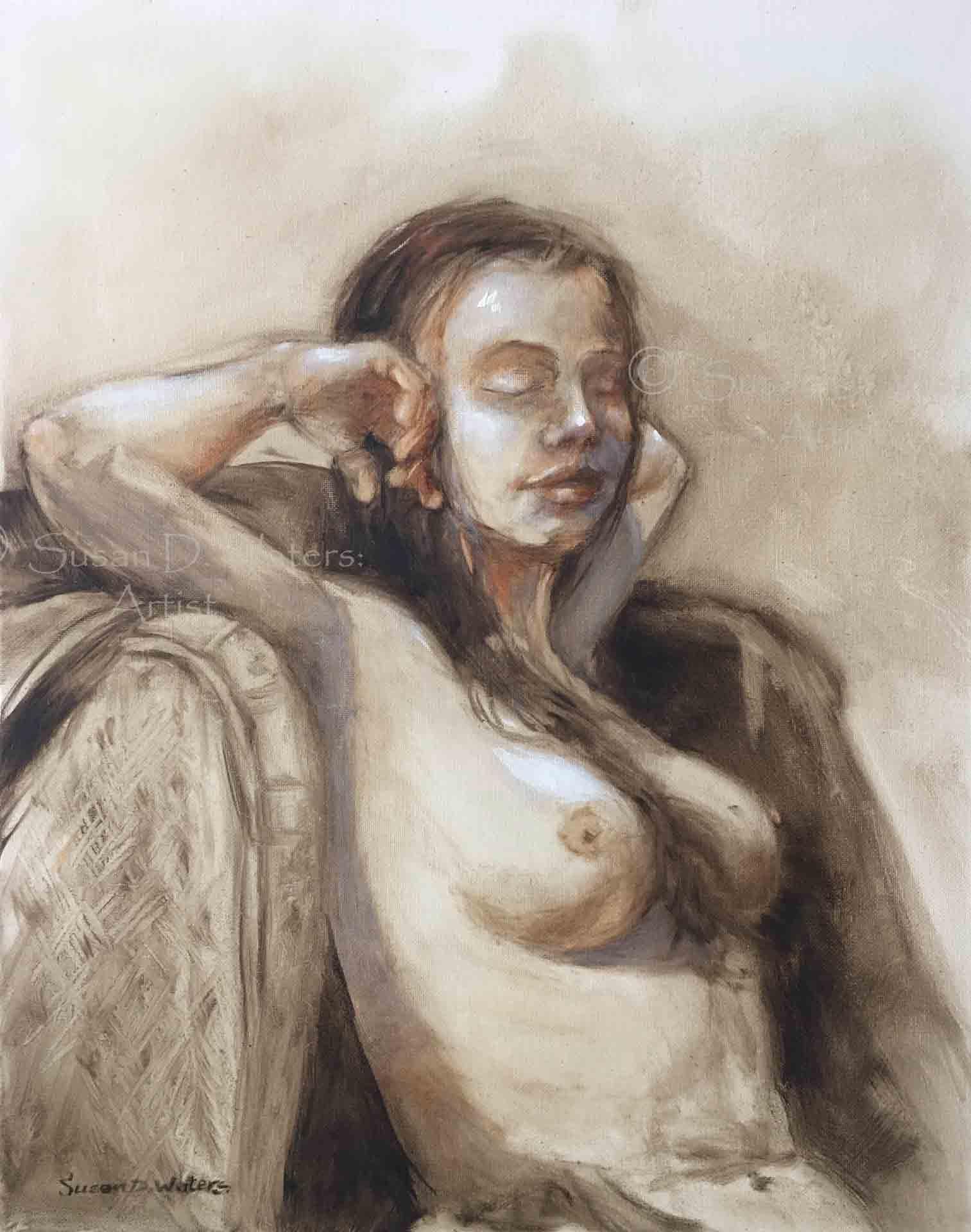 Life-Drawing-Study,-Susan-Duke-Waters