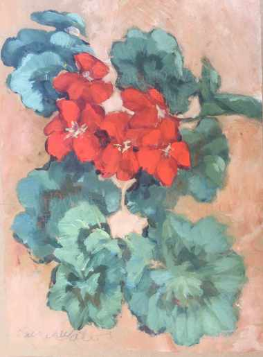 Geranium-II,-Susan-Duke-Waters