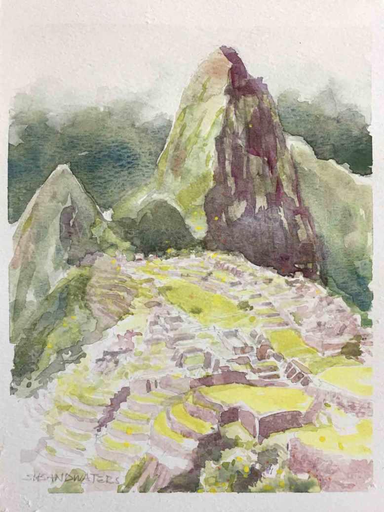 Machu-Picchu,-Susan-Duke-Waters