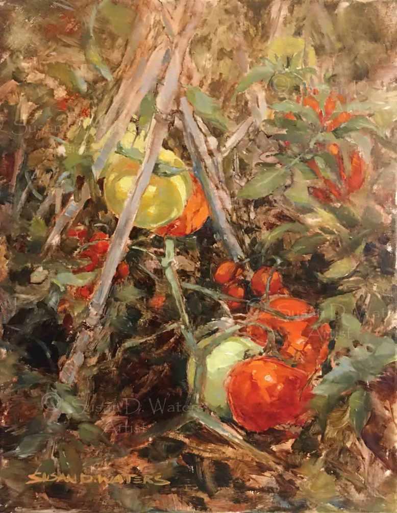 Grape-and-Beefsteak,-Susan-Duke-Waters